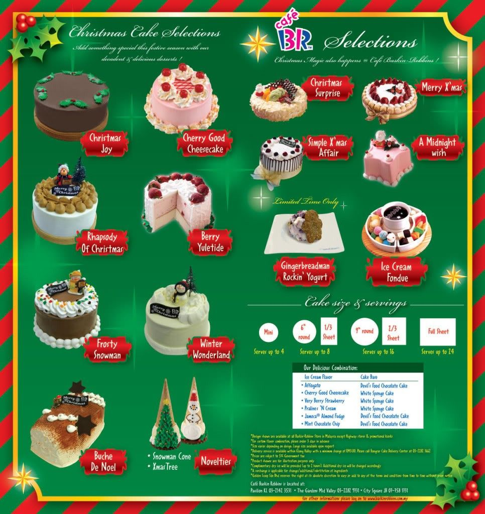 Cake Baskin Robbins Cakes Prices Cake Cake Ideas Pinterest
