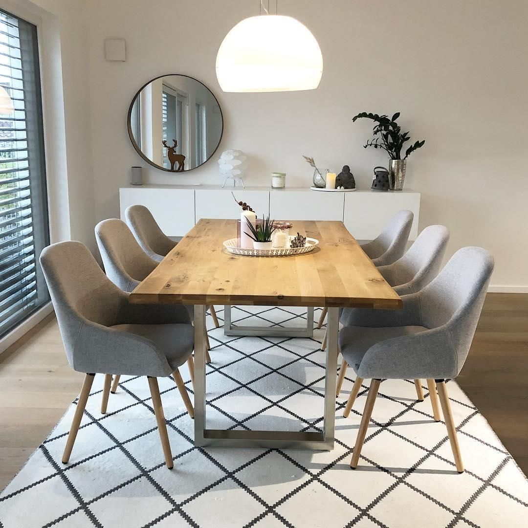 28 Modern Contemporary Dining Tables To Fit Your Dining Room
