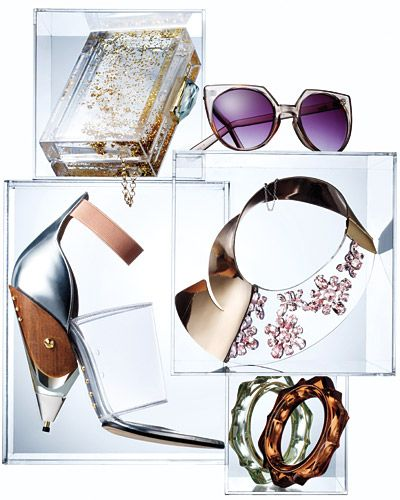 #Clear #Transparent #Accessories #Jewelry #Fashion #Style #Trendreport #StyleFileIndia #Blogger