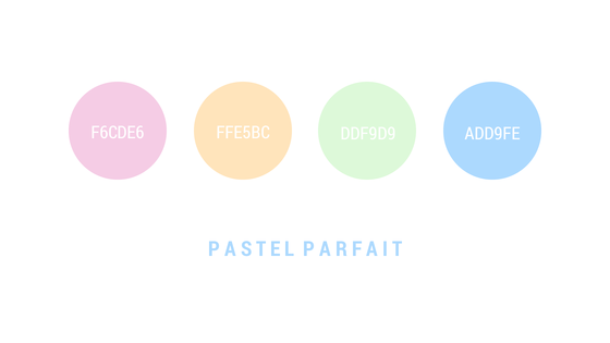 Inspiration For Your Next Fantastic With Our 4 Clever Color Combinations From The Canva Design Pros