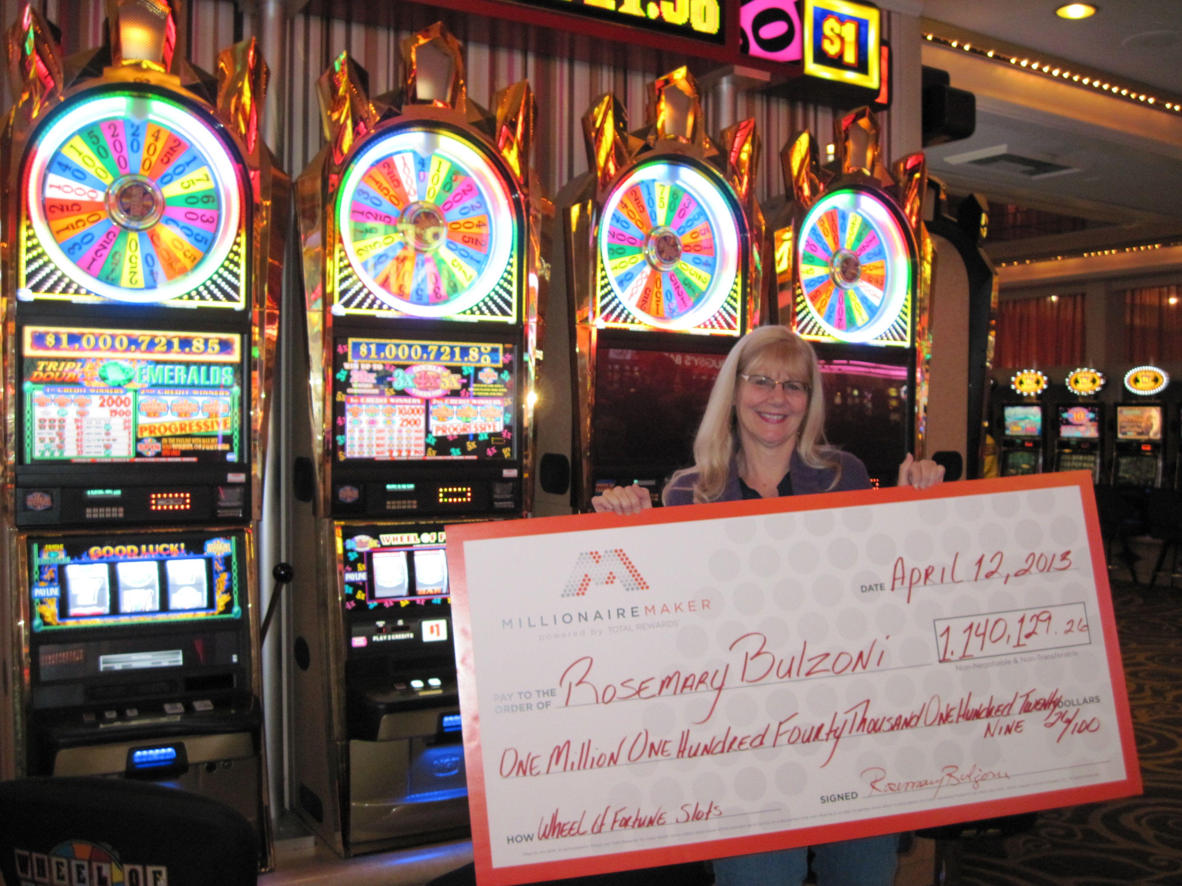 Vegas Slot Winners 2021