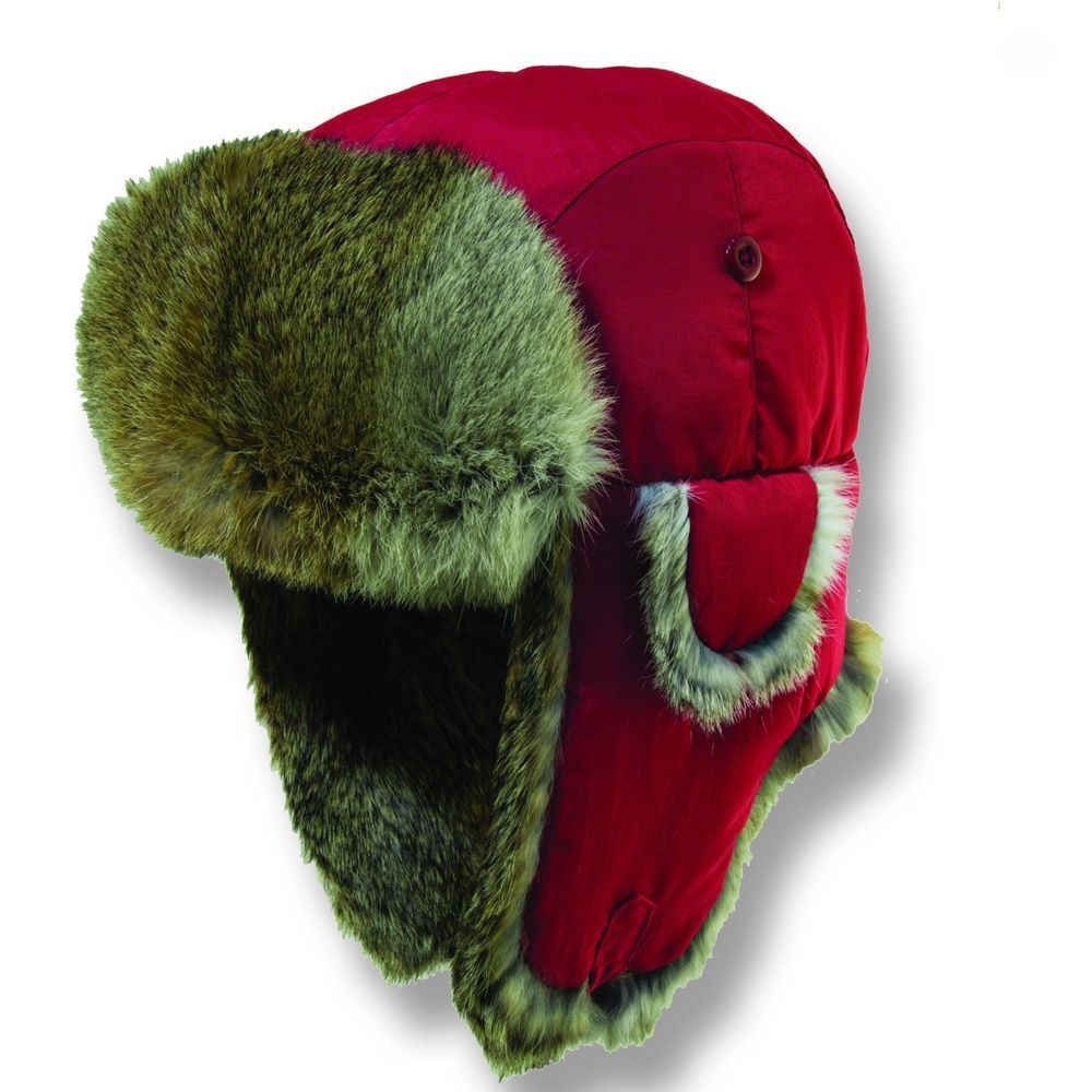 b5c98cef8f3 WOOLRICH RED TROOPER HAT L SUPREME QUALITY WINTER BOMBER TRAPPER SNOW SKI   fashion  clothing  shoes  accessories  mensaccessories  hats (ebay link)