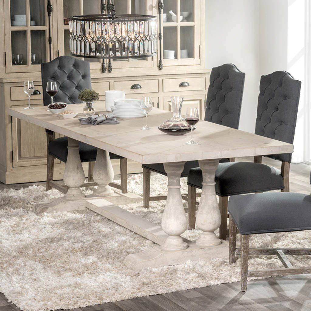 The Windsor Dining Table Qualifies For Free Shipping The