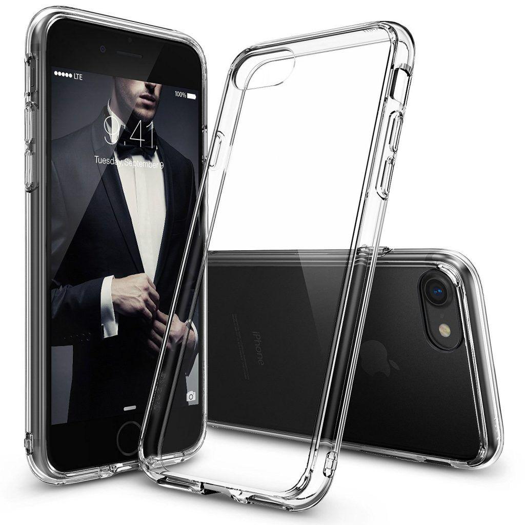 เคส iPhone 7 Ringke [FUSION] Crystal Clear iPhone 7 Case
