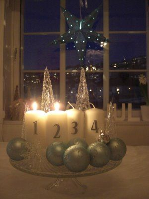 I like this idea for advent