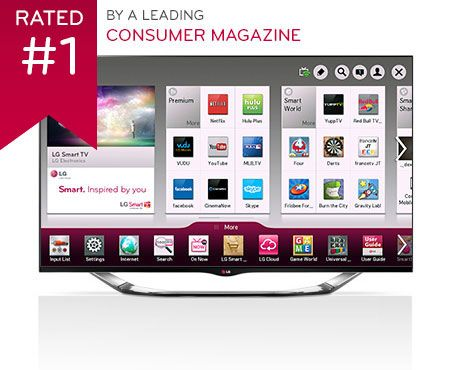 LG 65LA9650 TV Driver for Windows Download