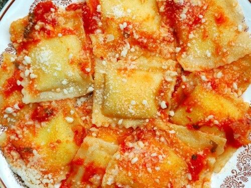 Ricetta Ravioli Sardi Fatti In Casa.Ravioli Sardi Ricette Ricette Ravioli Fatti In Casa Gastronomia