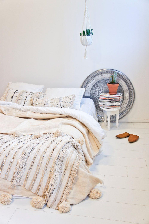 Moroccan wedding blanket 12 | Bed | Pinterest | Moroccan wedding ...