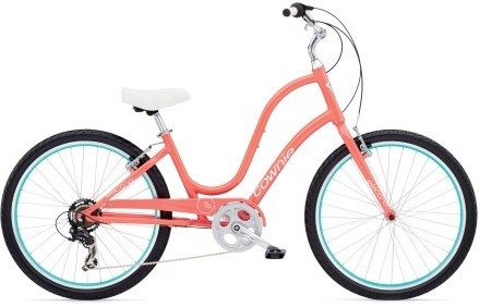 7d1e0da53c8 This is my cute bike! (Without the cutie fenders) - Electra Townie 7D  Step-Through Women\'s Bike - 2014