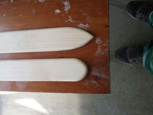 Wooden fenders concepts