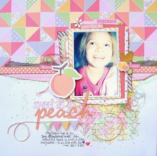 Sweet as a Peach by Missy Whidden