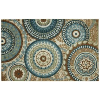 Mohawk Home Forest Suzani Medallion Indoor Outdoor Rug 5 X 8 Kohl S