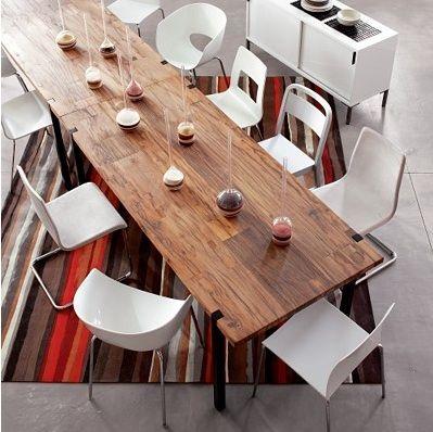 Darjeeling Dining Table Remodelista Kitchen Table Wood Wood Dining Table Decor Reclaimed Dining Table