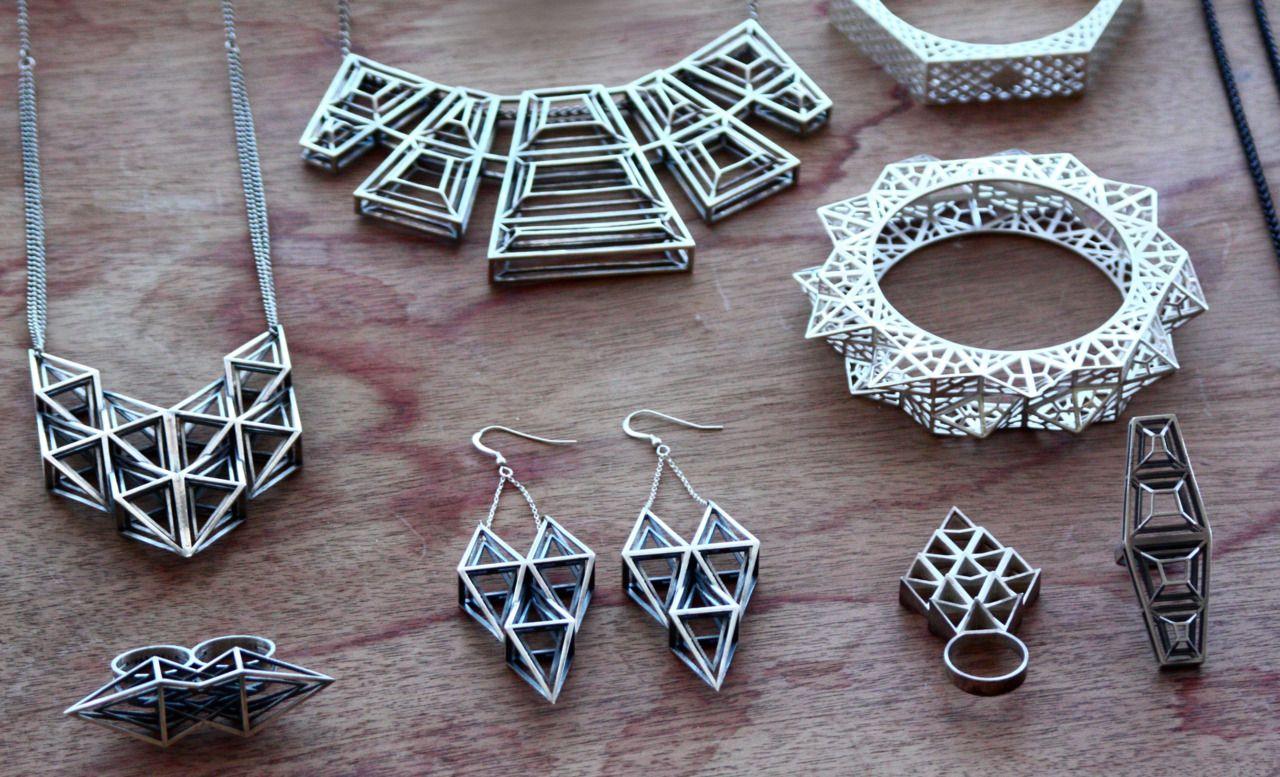 Fathom Form Jewelry is a San Francisco based jewelry studio duo