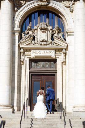 Wedding Library Carnegie Dc