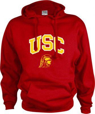 USC Trojans Sweatshirt (from NCAA Football site)