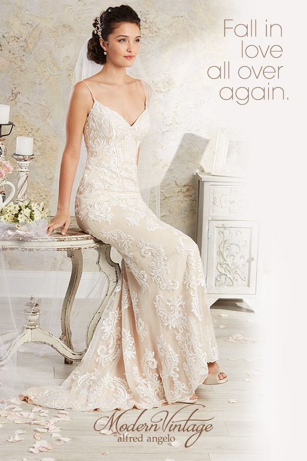 Modern Vintage by Alfred Angelo: The elegance of the past. The ...
