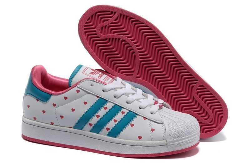 279fa1be9ee 1111 : Adidas Superstar 2 Dam Blå Röd Vit SE600802WunNNB | pjs ...