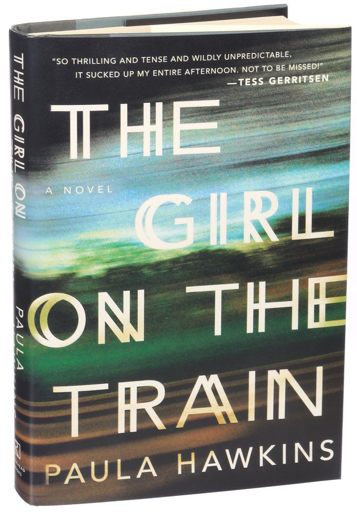 """October Book Club choice:  """"The Girl on the Train"""" by Paula Hawkins is a tight, suspenseful chiller with a dubious narrator, who tries to solve the mystery of a woman's disappearance."""