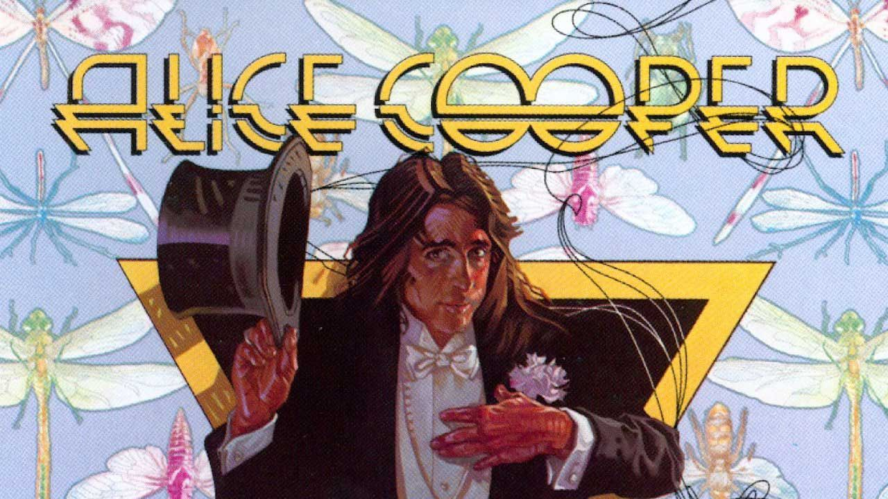 Album Of The Week Club Review Alice Cooper Welcome To My Nightmare