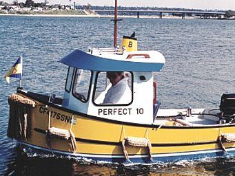 My Mini Tug Boat