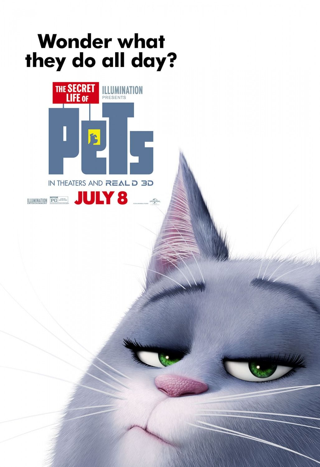 The Secret Life Of Pets Clips And Posters Pets Movie Secret Life Of Pets Secret Life