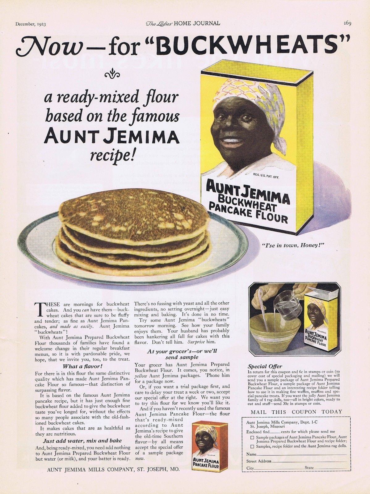 how to make aunt jemima pancakes from scratch
