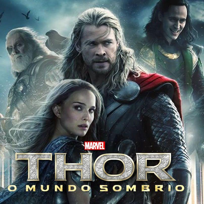 Thor O Mundo Sombrio Thor Sombrio Trailer