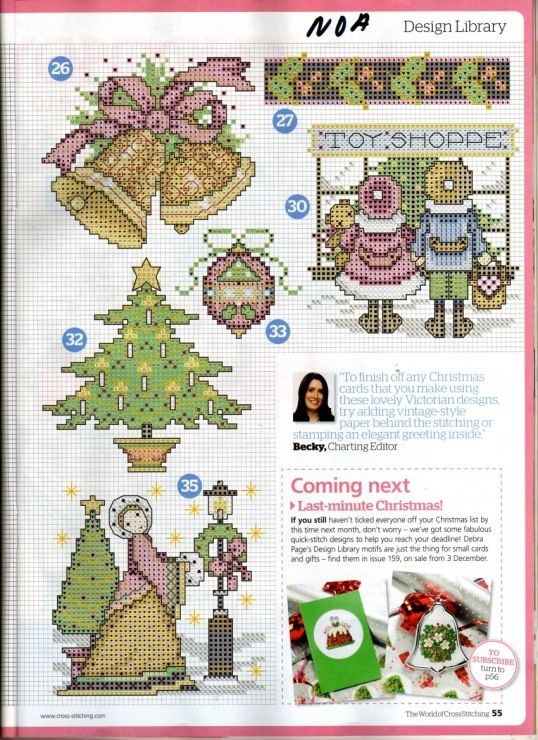 gallery ru d d n d 54 the world of cross stitching 158 tymannost