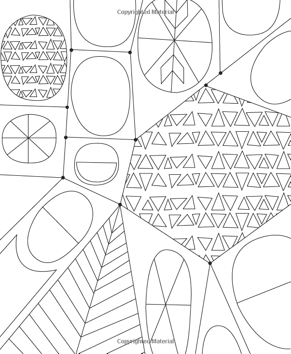 Just Add Color: Mid-Century Modern Patterns: 30 Original ...