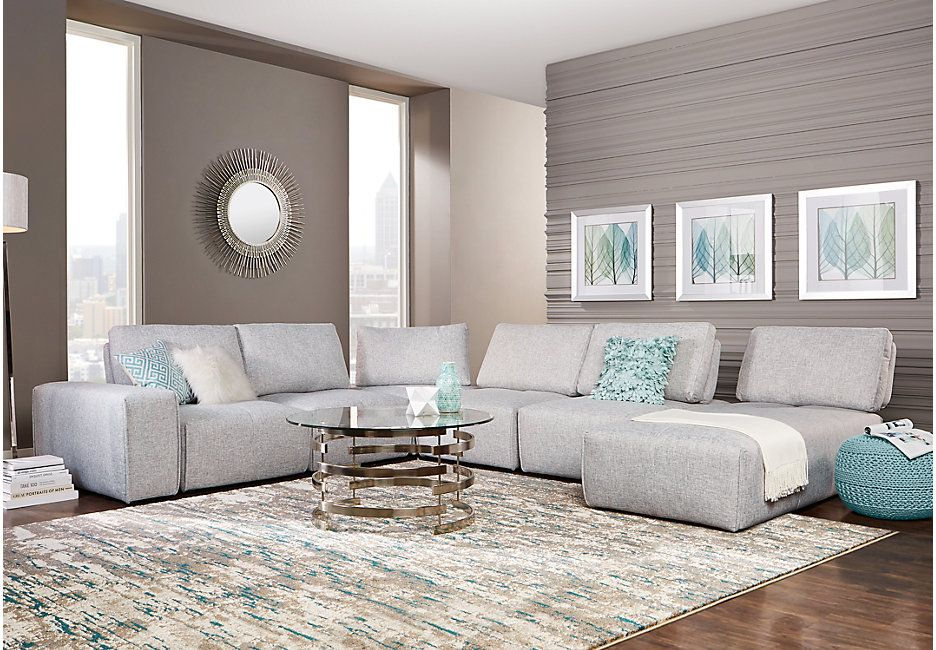 10 Amazing Sectional Living Room Suit