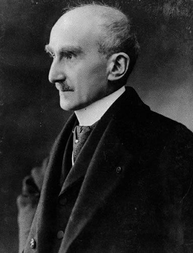 Creative Evolution (public library; public domain) by French philosopher and Nobel Prize in Literature winner Henri Bergson (1859-1941) — an alternative account of the mechanisms underpinning Darwin's evolution, originally published in 1907, which went on to become an enormously influential work in the philosophy of science.