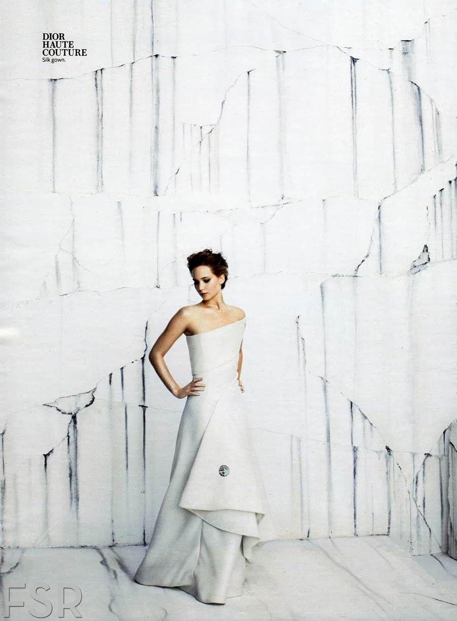 Jennifer Lawrence InStyle USA 16  Jennifer lawrence, Instyle