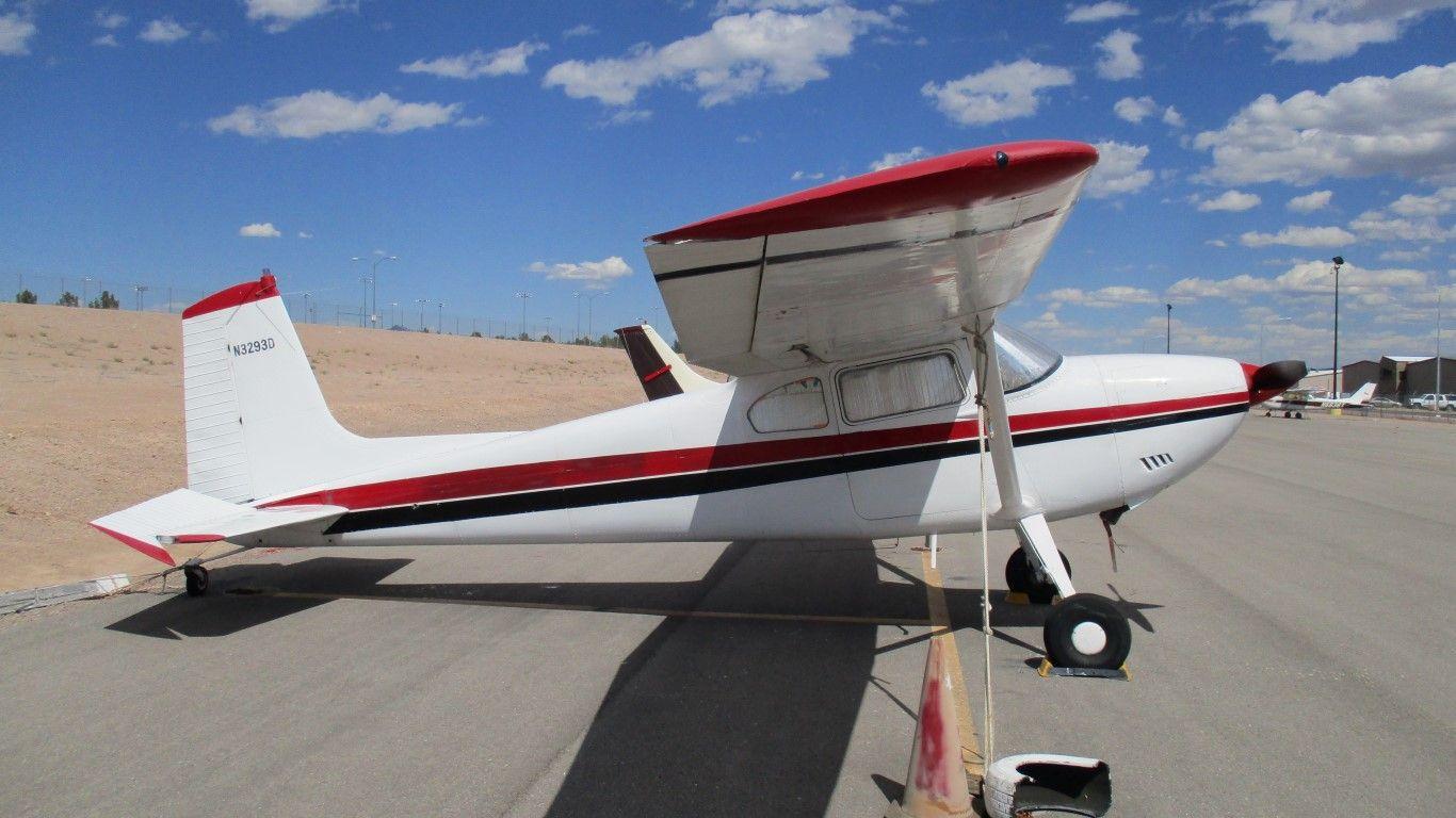 1955 Cessna 180 PPonk for sale in (KBVU) Boulder City, NV
