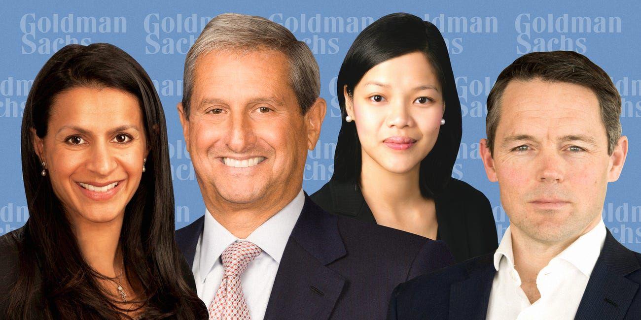 Revealed Meet 20 Goldman Sachs Leaders Running The Powerful Merchant Banking Division That S Raising 100 Billion For A New Alternatives Push Goldman Sachs Banking Investment Banking