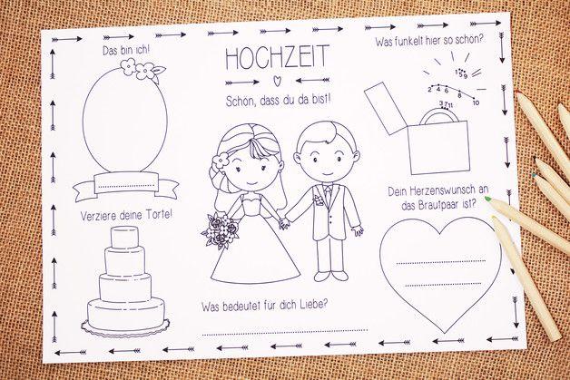 Pin auf Alles für die Hochzeit - Gästebuch Fingerabdruck