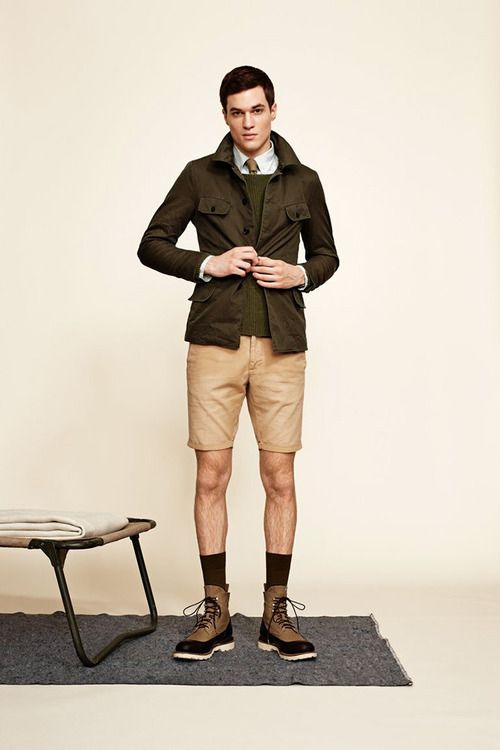GANT Rugger Pre-Fall 2013 Collection — ANCHOR DIVISION