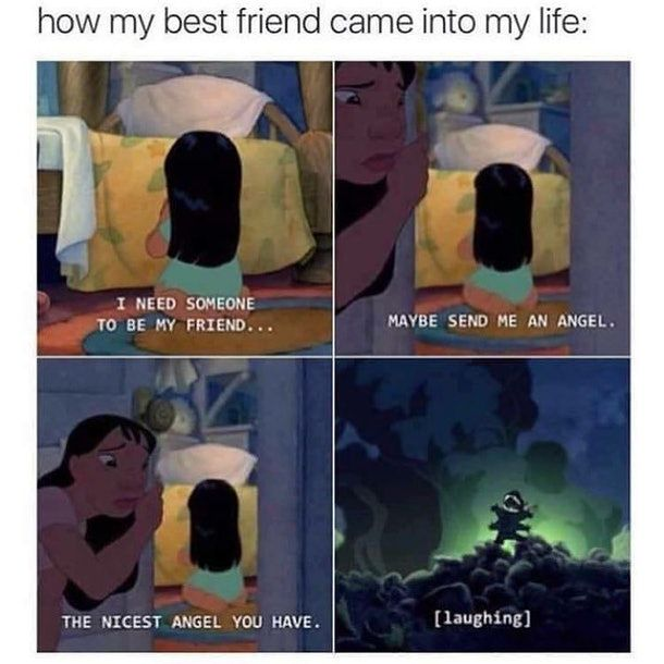 New Funny Stuff 29 BFF Memes To Share With Your Bestie On National Best Friend Day 29 BFF Memes To Share With Your Bestie On National Best Friend Day 9