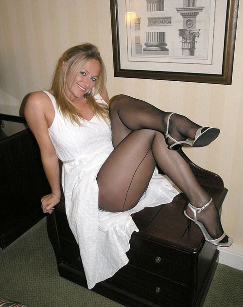 Tumblr milf in heels