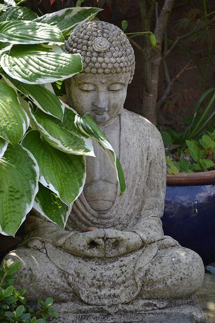 Other World Buddha Bouddha Jardin Jardin Zen Jardin Asiatique