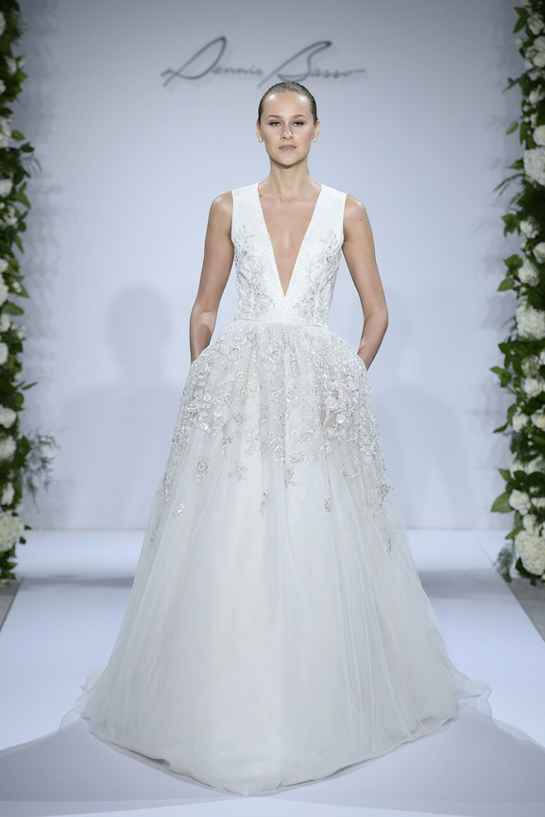 dreamy wedding gowns from the fall bridal season gowns