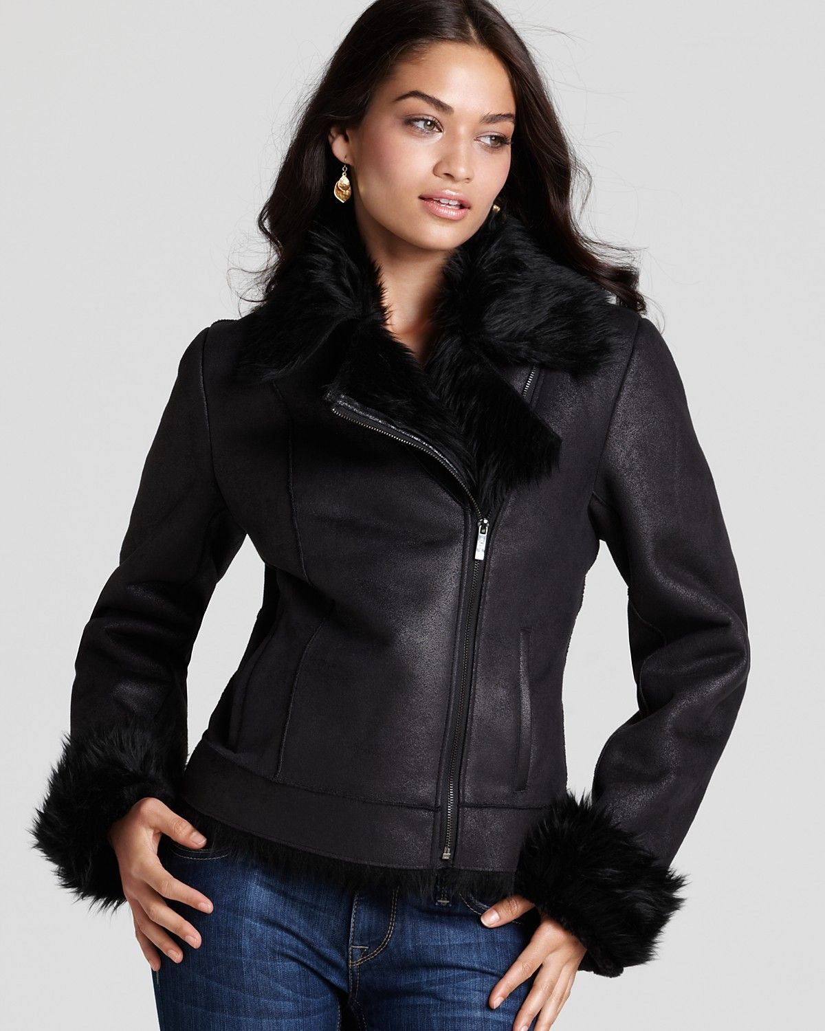 waaarm Asymmetric zip jacket, Jackets, Beautiful outfits