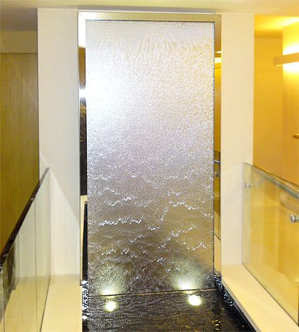 Great Indoor Water Walls   Google Search
