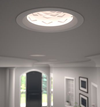 Trend 6 Tech Lighting Recessed Fixture That Casts A Beautiful Design Element Reflections Feature A Hidd Downlights Recessed Downlights Recessed Lighting Trim