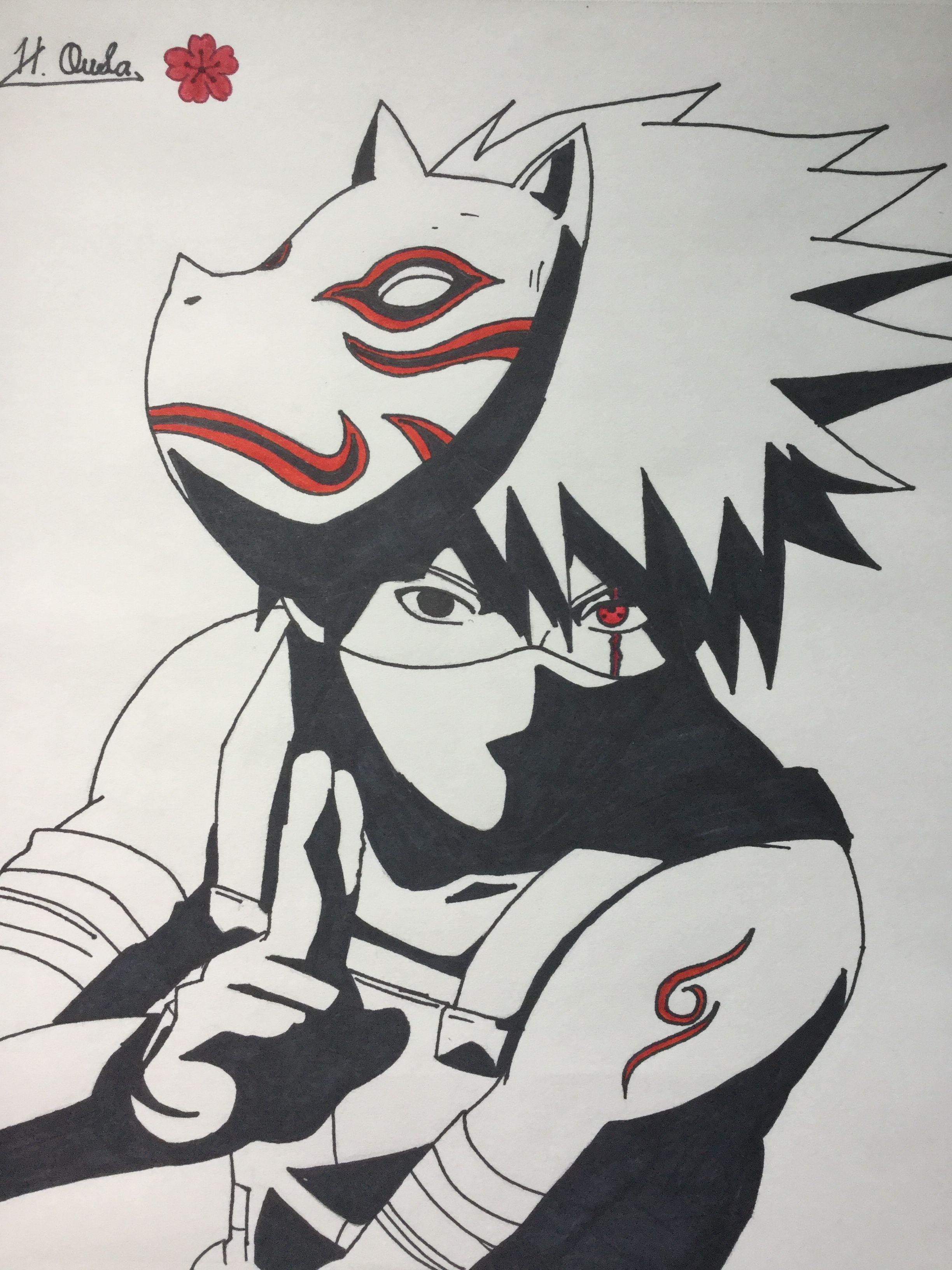 Kakashi Hatake Naruto Shippūden anime manga naruto
