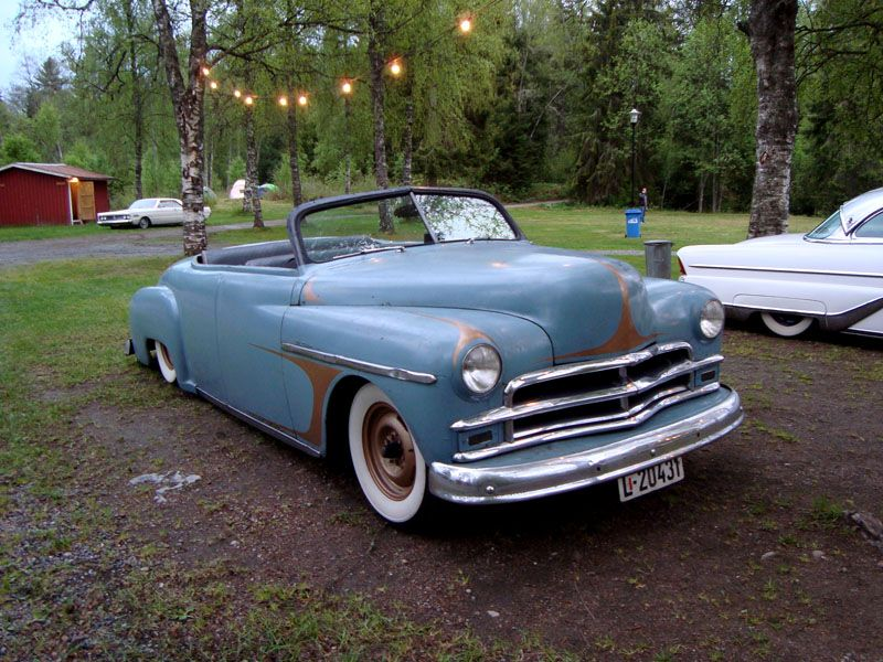 1950 Plymouth Convertible Cars From The 1950 S