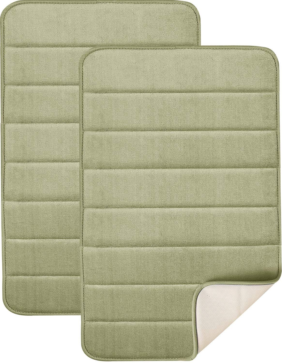 Magnificent 20 X 32 Inch Memory Foam Bath Mat Large Soft Non