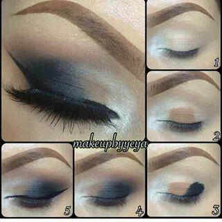 tutorial de maquillaje de ojos