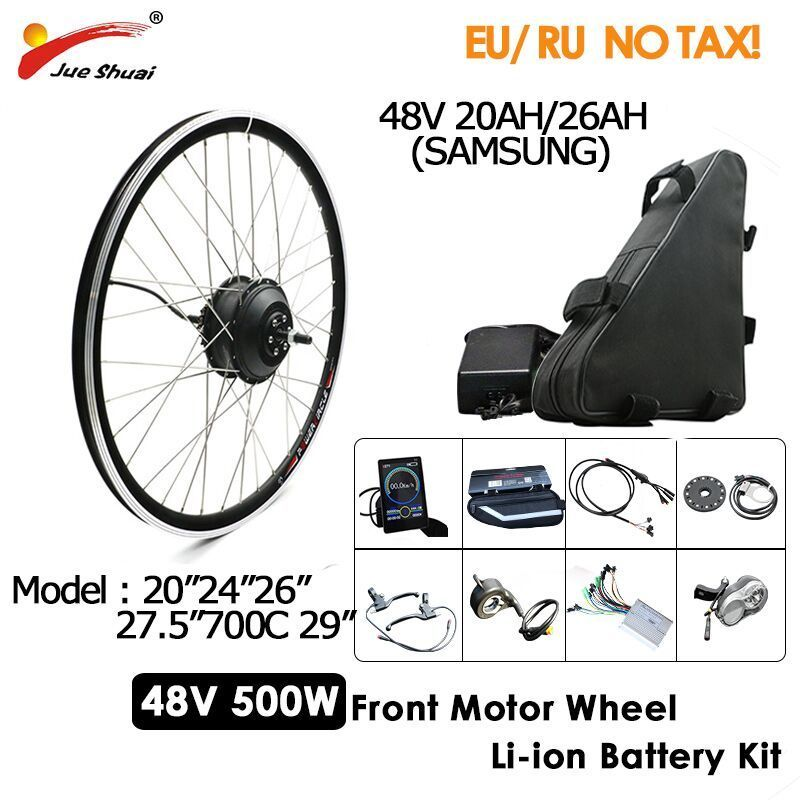Electric Bike Conversion Kit For Folding Bike