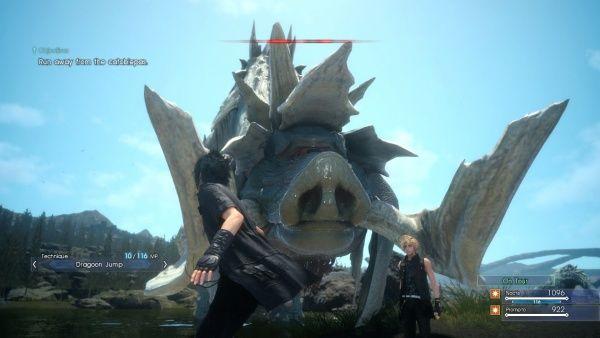Final Fantasy 15 Preview (PS4) - Eine Stunde mit der Demo - GamePro